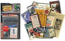 Children's War Memorabilia Pack,Dementia Activities Product