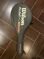 Wilson Pro Staff Classic 6.1 si Tennis Racquet Cover Bag Only - No Strap