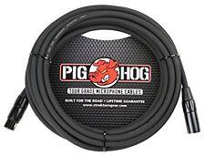 Pig Hog XLR Tour Grade Microphone Cable, 15 Foot Length