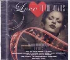 AA.VV. Love At The Movies Cd Sealed Sigillato Top Gun Pearl Harbor Lion King