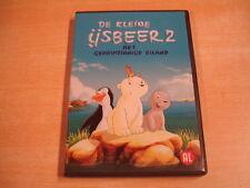 DVD / DE KLEINE IJSBEER 2 - HET GEHEIMZINNIGE EILAND