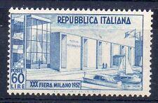 1952 REPUBBLICA FIERA DI MILANO INTEGRO A/8363