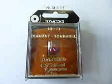 Tonacord D 531 Ersatz für Sony ND 114 P Nachbau Tonnadel Nadel LPSP10