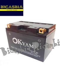 7975 - BATTERIA YTZ14S-BS Yamaha V-Max - 1700 cc - anni: 2009 - 2012