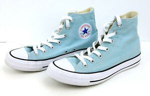Converse Chuck Taylor All Star Shoes Blue Unisex 160457F Ocean Bliss Size 6, 8