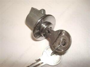NOS Glove Lock & Key 1940 Chrysler Dodge Plymouth Desoto - Part #85222