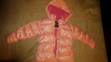 3T Brand New Toddler Girl 3T Pink Coat Jcpenny   $60