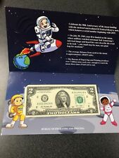 2019 U.S. Bureau of Engraving and Printing $2 Rocketship for Kids