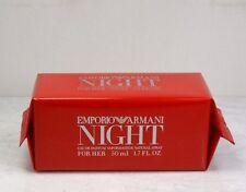 Emporio Armani Night Eau de Parfum Spray For Her 1.7oz/50ml