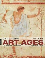 Gardner's Art through the Ages The Western Perspective Volume I by Kleiner