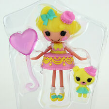 Cake dress 3InchOriginal MGA Lalaloopsy Doll with the accessories For Girl'sToy