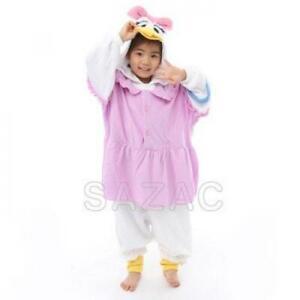 SAZAC Fleece Costume Daisy Duck for Child 130