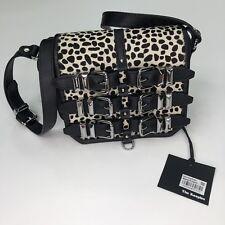 The Kooples Pony/Leopard/Leather Crossbody Bag