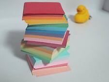 1000Sheets Crane Origami paper Folding lucky wish love craft folding paper NO.3