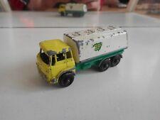 "Matchbox Lesney Petrol Tanker ""BP' in Yellow/White"