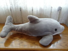 "Xcaret, Mexico ~ Diverzoo.com Plush Animal - DOLPHIN 22"" -Stuffed Animal Toy"