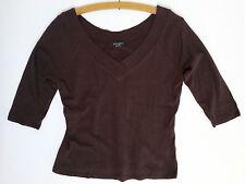 Principles V Neck Casual Petite Tops & Shirts for Women