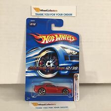 2006 Dodge Viper Coupe #12 * Orange * 2006 Hot Wheels * Y21