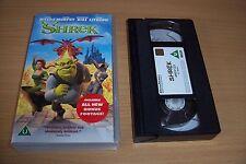 Shrek (VHS, 2001)