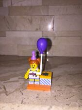 LEGO SERIES 18 BIRTHDAY PARTY GIRL MINIFIGURE