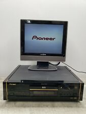 Pioneer Elite Dv-38A Dvd/Dvd Audio/Cd Player *Works* Watch Video