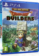 Dragon Quest Builders - Day One Edition PS4 NUOVO ITA