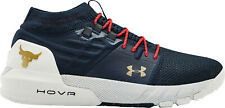 Under Armour HOVR Men's Project Rock 2 Veterans Day Navy Training Shoes 3022024
