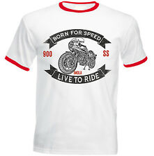 DUCATI 900 SS IMOLA 1 - NEW COTTON TSHIRT - ALL SIZES IN STOCK