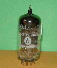Knight Mullard Brimar 12AT7 ECC81 Black Plt Vacuum Tube V Strong 6875/6375µmhos