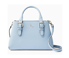 New Kate Spade New York Cove Street Provence Convertible Satchel Arcticsky Bag