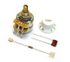 Genuine USA Fender TBX Tone Control 250K/1-Meg Stacked Pot for Strat Tele Guitar