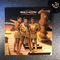 IMAGINATION - IN THE HEART OF THE NIGHT [Vinyl LP] RBLP1002 VG+/VG+