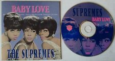 THE SUPREMES (CD 11 TITRES)   BABY LOVE