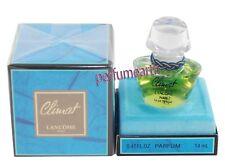 Climat By Lancome Pure Parfum 0.47 oz./ 14 ml Splash For Women New Boxed