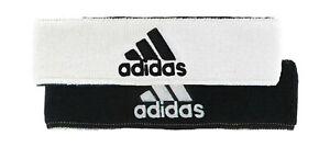 adidas Interval Reversible Headband White/Black/Black/White One Size