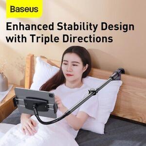Baseus Rotary Adjustment Lazy Holder Universal Desktop Bedside Stand for iPad Mo