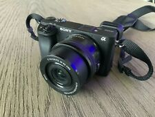Sony Alpha a6400 24.2Mp Mirrorless Digital Camera with 16-50mm Lens