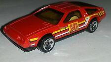Hot Wheels '81 DeLorean DMC-12