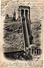 CPA Marseille-L'Ascenseur et Notre Dame de la Garde (185375)