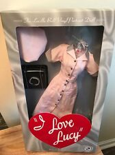 Franklin Mint I Love Lucy Wardrobe Collection Lucille Ball Nrfb
