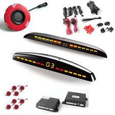 Kit 8 sensores de aparcamiento Steelmate interiores 25mm 2 Pantallas.en 24h