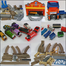 Large Bundle of Thomas & Friends Trackmaster Trains Track & Extras Bundle Lot 2