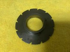 Vintage 3 12 X 1 12 Id 12 Tooth Position Index Plate 095 Thick With 38 Hub