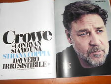 D.Russell Crowe,ccc