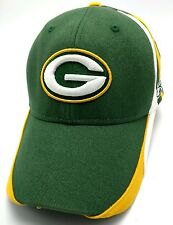 GREEN BAY PACKERS green / white / yellow  adjustable cap / hat