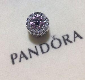 "Charm "" Fiore Scintillante "" Pandora"