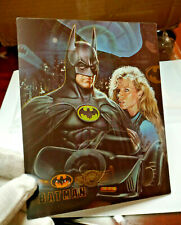 BATMAN (1989) - Multi Image Lenticular 3D Flip Magnet Cover FOR bluray steelbook