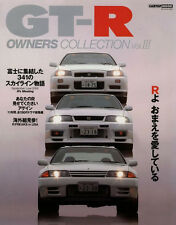 [BOOK] Nissan Skyline GT-R owners collection vol.3 R32 R33 R34 Nismo BNR32 BNR34