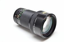 Canon FD 200mm f2.8 Lens For 35mm Canon/ E-mount, M4/3 MFT