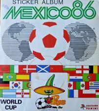 MEXICO 86 CALCIATORI PANINI WC WORLD CUP 1986 SCEGLI * figurina con velina *